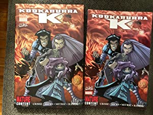 Kookaburra K - Marvel Premiere Edition - 2 COPIES - 1 Hardcover, 1 Softcover MATURE CONTENT (Kook...