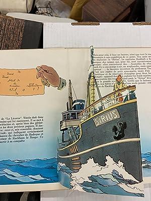 Tintin Pop-Up Book in French: La Collection Pop-Hop Tintin (Un Livre Anime Tintin) - Le Tresor de ...