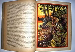 Oeil-de-faucon et le dernier des Mohicans: Fenimore Cooper, Le Rallic