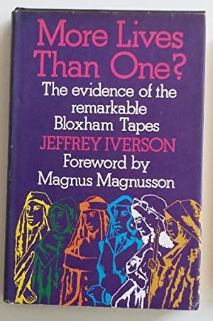 More Lives Than One? : The Evidence: Jeffrey Iverson