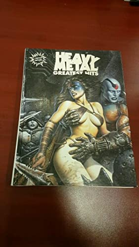 Heavy Metal Greatest Hits (The Adult Illustrated Fantasy Magazine) Limited Edition