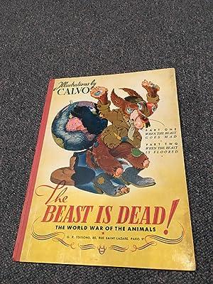 The Beast is Dead - The World: Edmond-Francois Calvo, Victor