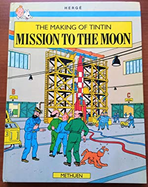 The Making of Tintin-Mission to the Moon