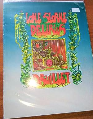 Lone Sloane: Delirius: Philippe Druillet