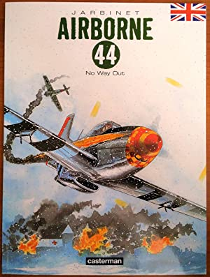 Airborne 44 No Way Out 1st Edition English Version