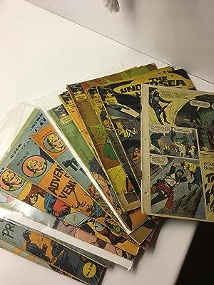 Indrajal Comics Set for Collectors - Flash: Alex Raymond