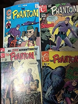 Shop Phantom Books and Collectibles | AbeBooks: CKR Inc