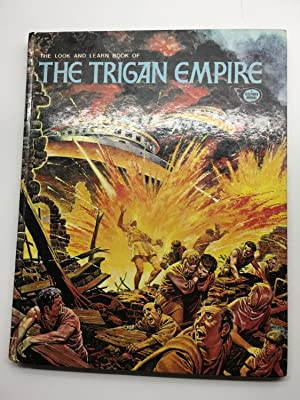 The Look and Learn Book of THE TRIGAN EMPIRE (Don Lawrence's classic in English, also released a ...