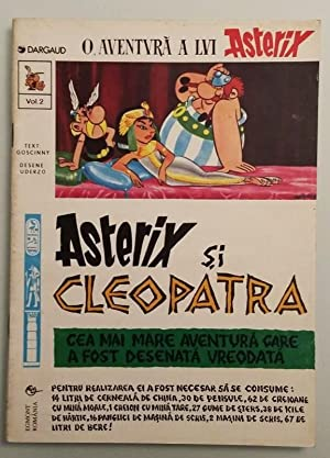 Asterix si Cleopatra Romanian language