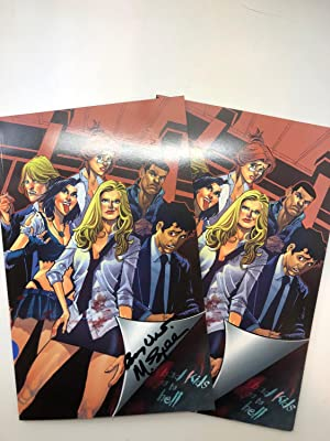 2 copies of BAD KIDS GO TO HELL (TPBs 1 Signed Copy)(For Mature Readers)