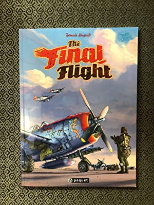 The Final Flight (English translation of European Graphic Novel)