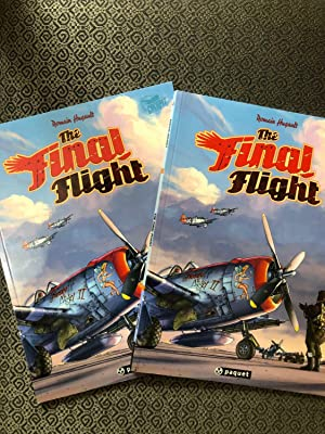 2 copies of - The Final Flight (English translation of European Graphic Novel)