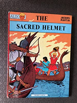 THE SACRED HELMET (First and to date one of only two English translation from the ALIX series)