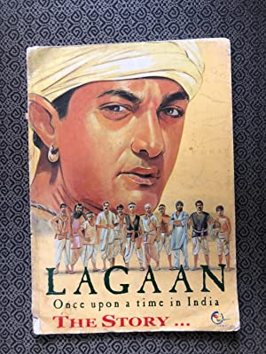 LAGAAN - Once upon a time in India - The Story (Graphic Novel / Comic Book adaptation of the film)