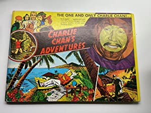 Charlie Chan's Adventures: Volume 2 - Sunday Strips from 10.30.1938 up to 03.17.1940 and Daily St...