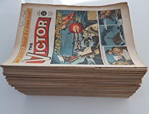 The Victor weekly comic magazine 63 issues 1963 - 1965