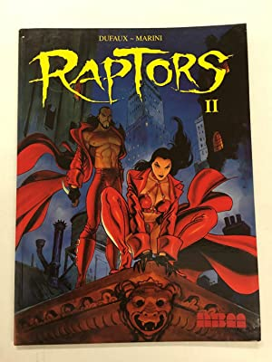 Raptors Series: Volume 2 (Mature Subject Matter - ADULTS ONLY)