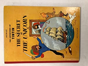 The Adventures of Tintin: The Secret of the Unicorn- 1st Edition from Methuen