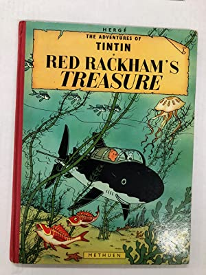 The Adventures of Tintin: Red Rackham's Treasure- 1st Edition from Methuen