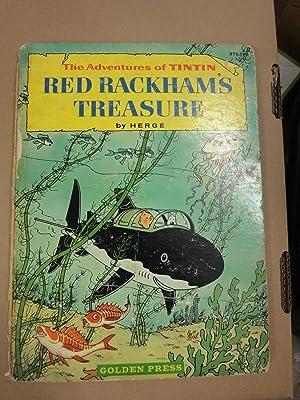 The Adventures of Tintin: Red Rackham's Treasure-: Herge