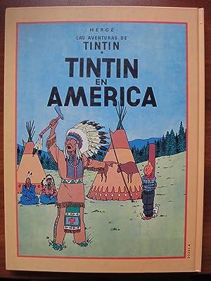 Tintin Double Album in Spanish (Spain): Tintin en el Congo (Tintin in the Congo), Tintin en America...