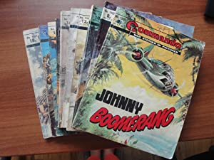 Commando: A Matching Set of 10 Comics