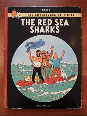 The Adventures of Tintin: The Red Sea: Herge