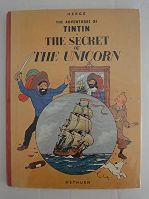 The Adventures of Tintin: The Secret of the Unicorn - 1st Edition from Methuen