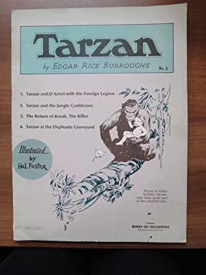 Tarzan - Set of 3 Comics from House of Greystoke: No. 2, No. 5, No. 6