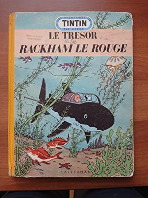 The Adventures of Tintin: MEDALLION EDITION in: Herge