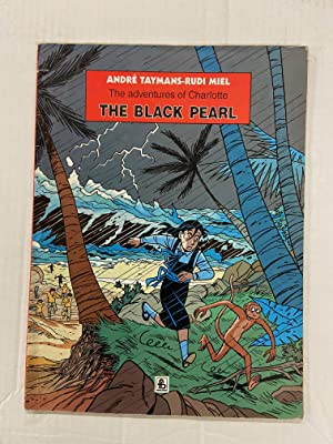 The Adventures of Charlotte - The Black Pearl (European Graphic Novel in English)