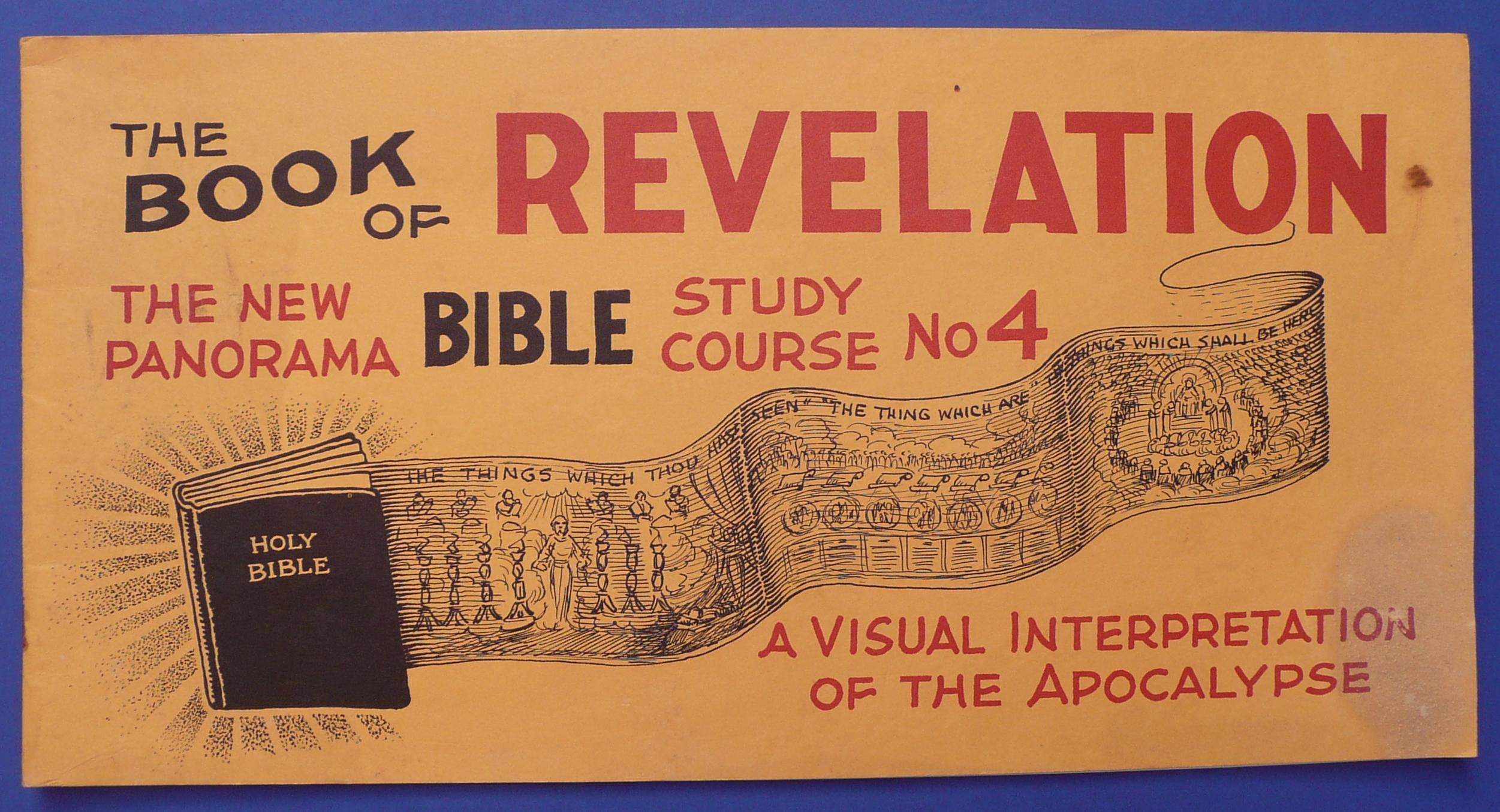 The Book of Revelation Bible Study Material