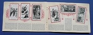 Our King & Queen - Wills Cigarette Card Album ( George VI & Queen Elizabeth )