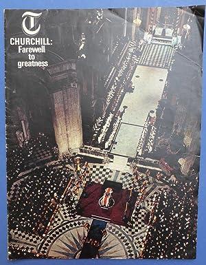 Winston Churchill Funeral Souvenirs - The Sunday