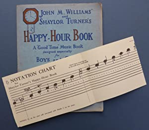 John M Williams' & Shaylor Turner's Happy-Hour Book - A ''Good Time'&#...
