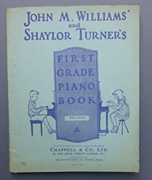 John M Williams' & Shaylor Turner's First: Williams, John M