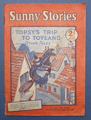 Sunny Stories : No 616, May 1954