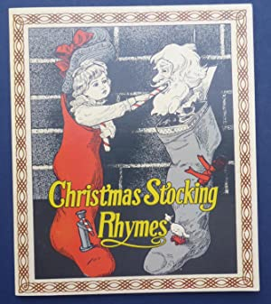 Christmas Stocking Rhymes - Replica of the: Bonte, George Willard