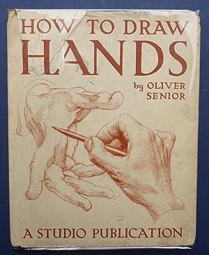 How to Draw Hands - A Studio: Senior, Oliver