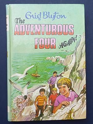 The Adventurous Four Again !: Blyton, Enid