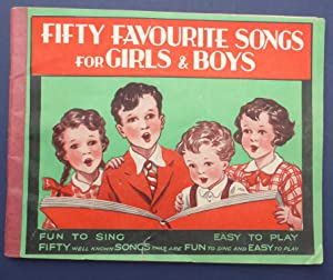 Fifty Favourite Songs for Girls & Boys