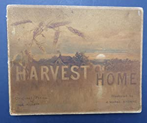 Harvest Home - Original Poems: Nesbit, E (