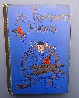 Mr Facey Romford's Hounds - The Jorrocks: Surtees, R S