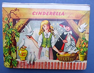 Cinderella - Pop-Up Book with Moving Parts