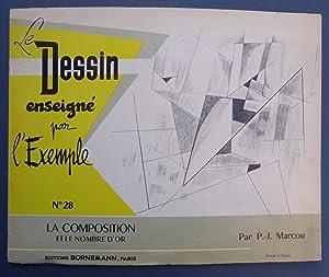 Le Dessin Enseigne Par L'Exemple No 28: Marcou, P J