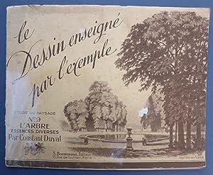 Le Dessin Enseigne Par L'Exemple - Etude: Duval, Constant