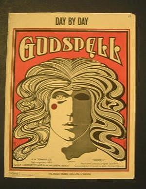 Day By Day - Godspell Sheet Music: Schwartz, Stephen