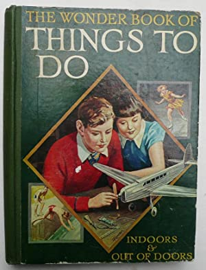 The Wonder Book of Things to Do: Golding, Harry (