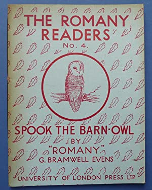 Spook the Barn Owl - The Romany Readers No 4