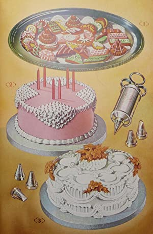How to Decorate a Cake - Let Anne Anson Show You - Tala Icing Book No 1716: Anson, Anne